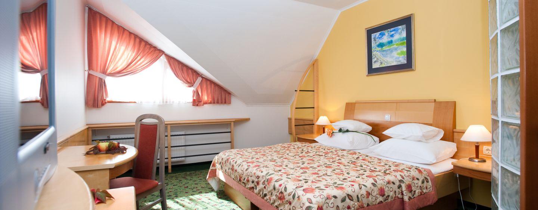hotel vital terme zre e. Black Bedroom Furniture Sets. Home Design Ideas